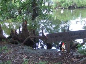 Gnome Village in City Park
